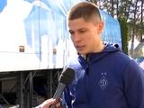 Денис Попов: «Луческу — максималист, и требует того же от своих подопечных»