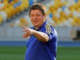 Игорь Суркис поздравил Александра Заварова с 60-летием