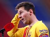 Месси проведет переговоры с «Барселоной» по окончании сезона