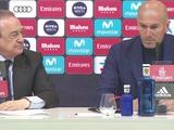 Официально: Зидан покидает «Реал»