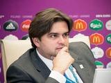 Маркиян Лубкивский: «УЕФА — спортивная организация и не вмешивается во внутренние дела стран»