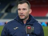 Андрей Шевченко: «Самое последнее, что я мог себе представить — это то, что отменят матч...»