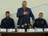 Президент «Днепра-1» Юрий Береза: «Мы небогатый клуб, но моя мечта — гимн Лиги чемпионов в Днепре»