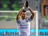 Юрий Габовда показал венграм украинскую футболку (ФОТО, ВИДЕО)