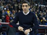 В бундеслиге состоялась первая тренерская отставка в нынешнем сезоне