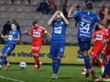 Роман Безус не реализовал пенальти в очередном матче за «Гент»