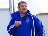 Олег Лужный: «Хотелось бы чтобы фарт и непредсказуемость были сегодня на стороне «Динамо»