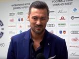 Артем Милевский: «У меня сил полно»