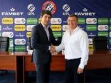 Назначен новый главный тренер «Александрии»