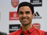 Артета: «Арсенал» сыграл лучше, чем я ожидал»