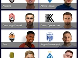 Двое динамовцев участвуют в голосовании за игрока февраля по версии УПЛ