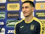 Тарас Степаненко: «Приглашаем жителей Шотландии поболеть за сборную Украины»
