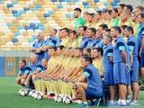 Андрей Шевченко назвал состав на матчи против Турции и Косова