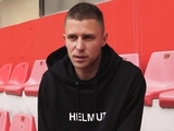 Артем Кравец: «Динамо» — клуб топ-уровня, в котором сейчас идет перестройка»