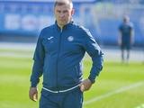 Стали известны причина ухода Гомеса из «Олимпика» и имя нового тренера команды