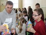 Виталий Буяльский привез подарки спортсменам и провел новогодний турнир (ФОТО)