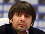 Александр Шовковский вошел в тренерский штаб национальной сборной Украины