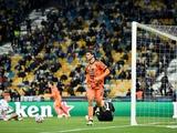 Болельщики назвали лучшего игрока матча «Динамо» — «Ювентус»