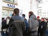 Болельщики пока игнорируют матч сборных Украины и Болгарии