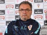 Анте Чачич: «Нужно будет приложить максимум усилий, чтобы выиграть у Финляндии»
