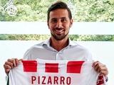 Писарро стал игроком «Кельна»