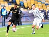 «И с «Юве», и с «Барсой» дома «Динамо» первые таймы сыграло на 0:0, причем это не были безнадежные на отбой нули», — журналист