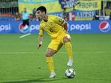 Руслан Малиновский: «С начала сезона набрал четыре килограмма»