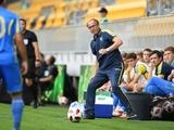 Александр Петраков: «Пускай никто не думает, что на игру против Португалии команда вышла спустя рукава»