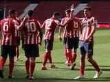 «Атлетико» официально объявил о выходе из состава Европейской Суперлиги