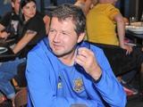 Олег Саленко: «Я только за то, чтобы обе команды — и Украина, и Россия — прошли дальше!»