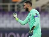 Доннарумма продлит контракт с «Миланом» только при одном условии
