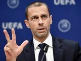 Президент УЕФА фактически подтвердил, что у России и Азербайджана могут отобрать право на проведение матчей Евро-2020