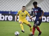 Болельщики назвали лучшего игрока матча Франция — Украина