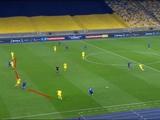 Украина - Исландия, Финнбогасон 0:1 (5')