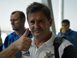 Рауль РИАНЧО: «Мы остались хорошими друзьями с Игорем Суркисом»