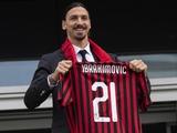 «Милан» хочет продлить контракт с 39-летним Ибрагимовичем