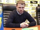 «Александрия» – «Динамо» – 1:1. Послематчевая пресс-конференция