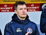 Главный тренер «Львова» получил желтую карточку за то, что попросил арбитра говорить с ним по-украински