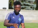 Аруна, Бертольо и Ягодинскис тренируются с молодежной командой «Динамо»