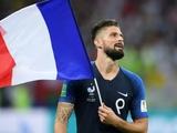 Жиру: «Хочу догнать Платини в списке бомбардиров сборной Франции»