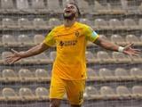 Дубль Эсеолы принес «Кайрату» победу в матче Лиге Европы