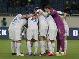 Стал известен стартовый состав «Динамо» на контрольный матч с «Рухом»