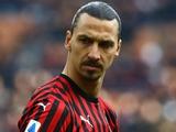 Ибрагимович поставил ультиматум «Милану»