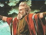 Срочно  требуется  Моисей!