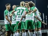 Лига Европы, плей-офф раунд: «Заря» еще раз проигрывает «Рапиду» (ВИДЕО)