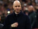 «Тоттенхэм» рассматривает тен Хага на должность главного тренера
