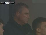 Александр Хацкевич посетил матч «Динамо» с «Копенгагеном» (ФОТО)