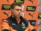 Николай Матвиенко: «С «Генком» всё должно получиться»