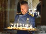 Повар сборной Украины Любомир Тошич: «Фастфуд не запретишь»