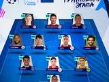 УЕФА опубликовал символическую сборную недели Лиги чемпионов. «Аякс» хлопнул дверью (ФОТО)